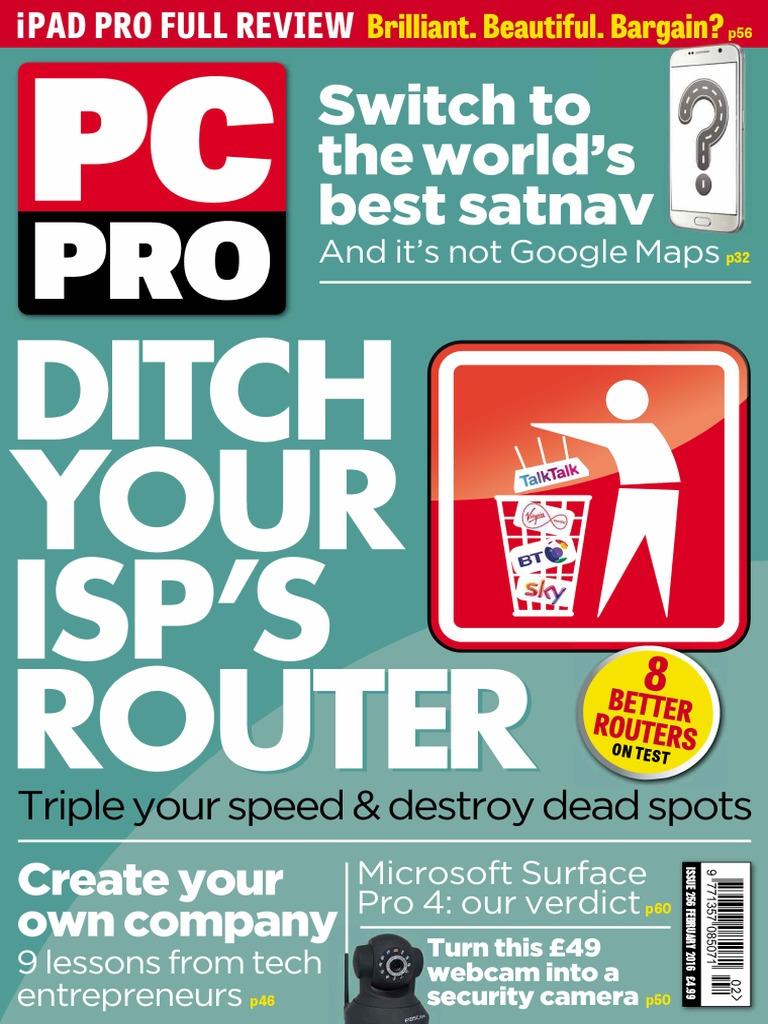 PC Pro | Tablet Computer | I Pad