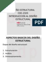 1- Introduccion Al Diseño Estructural-Aspectos Basicos Del Diseño Estructural