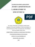 Manajemen Admisnitrasi Lab