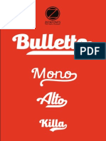Bulletto Sampler