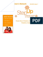 step up newsletter