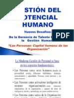 Concepto de Gestion de Potencial Humano Yo