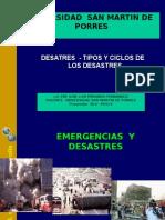 Desastres - Tema 14