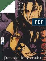 Vampiro - Pantalla Del Narrador 3ª Edicion [LF1052]