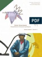 Siete Estaciones Pitong Kabanata Sa Kasaysayan Ng Ating Lipi (Marco Ruben Malto II 2014)