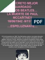 El Secreto Mejor Guardado de Los Beatles