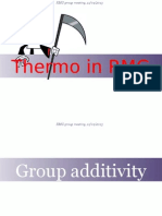 RMGStudyGroup 06 Group Additivity