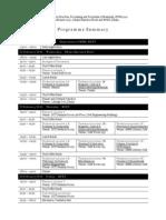 Final Programme SPPM