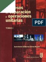Proceso de SeparaciA3n y Operac - Correa Noguez, Austreberto Guil