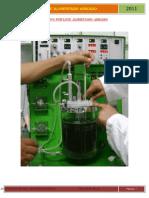 Informe de Bioprocesos- Cla (II Unidad)
