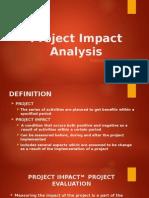 Translate Dampak Proyek