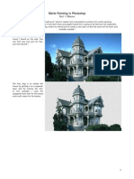 Matte Painting in Photoshop Part 1-3