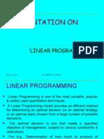 Linear Prog.