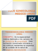 10 Toco Ginecologia Medico Legal