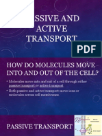 7-12 passive and active transport