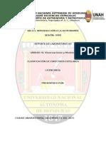 CLASICACION ESPECTRAL