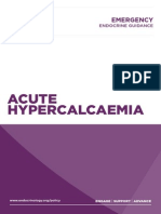 13 02 EmergencyGuidance AcuteHypercalcaemia