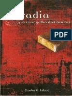 Aradia - O Evangelho Das Bruxas - Charles G. Leland