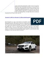 Mercedes CLA 200 voi phong cach khac biêt.docx