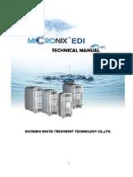 Micronix Edi Manual