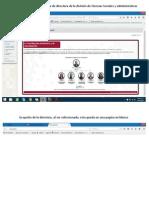 Deteccion de Problema en Curso Induccion a La Vida Universitaria 2015