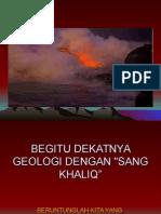 GEOLOGI FISIK