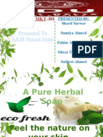 Presentation Fr herbal soap