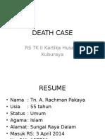 DEATH CASE.ppt