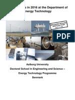 131510 Phd Courses 2016 Catalogue