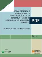 Guia Ley Residuos 22-2011