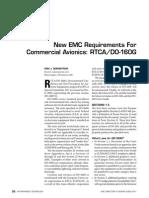 RTCA/DO-160G Changes