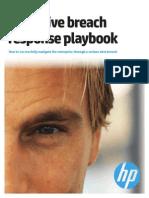 HP - Executive Breach Incident Response Playbook.pdf