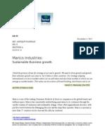 Marico Case Study