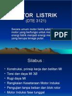 Motor Listrik -1