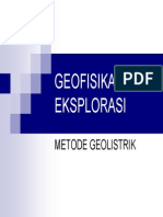 MATERI geolistrik