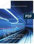 Economic Impact on Travel & Tourism - Egypt