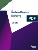 Garg GRC ReservoirEngineering Sept2014