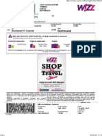 Bilet T169KR Bucuresti - Dortmund