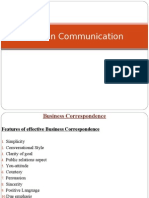 Lec 4 Written Communication