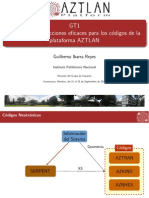 Generación de secciones eficaces para los códigos de la plataforma AZTRAN