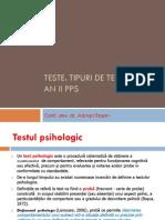 Psihodiagnostic Pentru Persoanele Cupsi Dizabilitati I