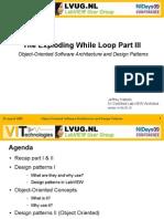 NIDays2009 OOD_Design Patterns