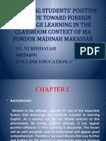 Nurhidayah Pwr Point Presentation