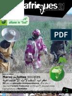 Afriques 21 n°3 [6 pages]
