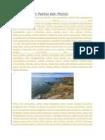 Bentang Alam Pantai Dan Pesisir
