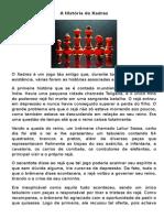 A História Do Xadrez