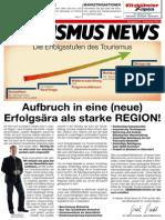 Tourismus News - 3. Ausgabe - Sommer 2015