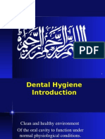 Oral Health Care Patient Education, 2005