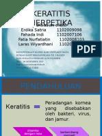 Keratitis Herpetika 2