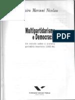 Multipartidarismo e Democracia (1)